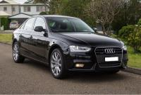 Audi A4 Automatic or Similar