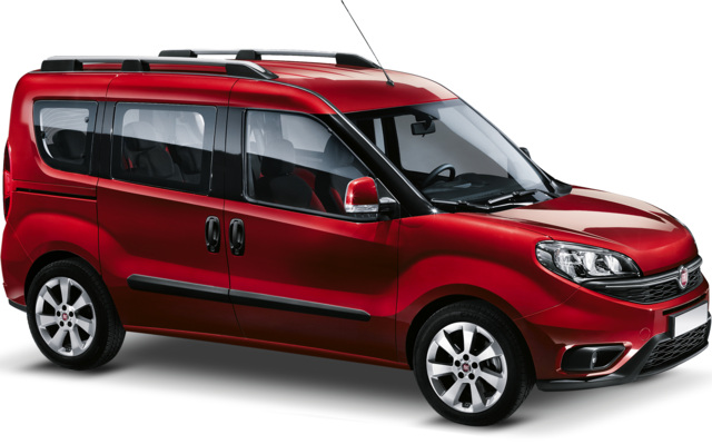 Fiat Doblo or Similar